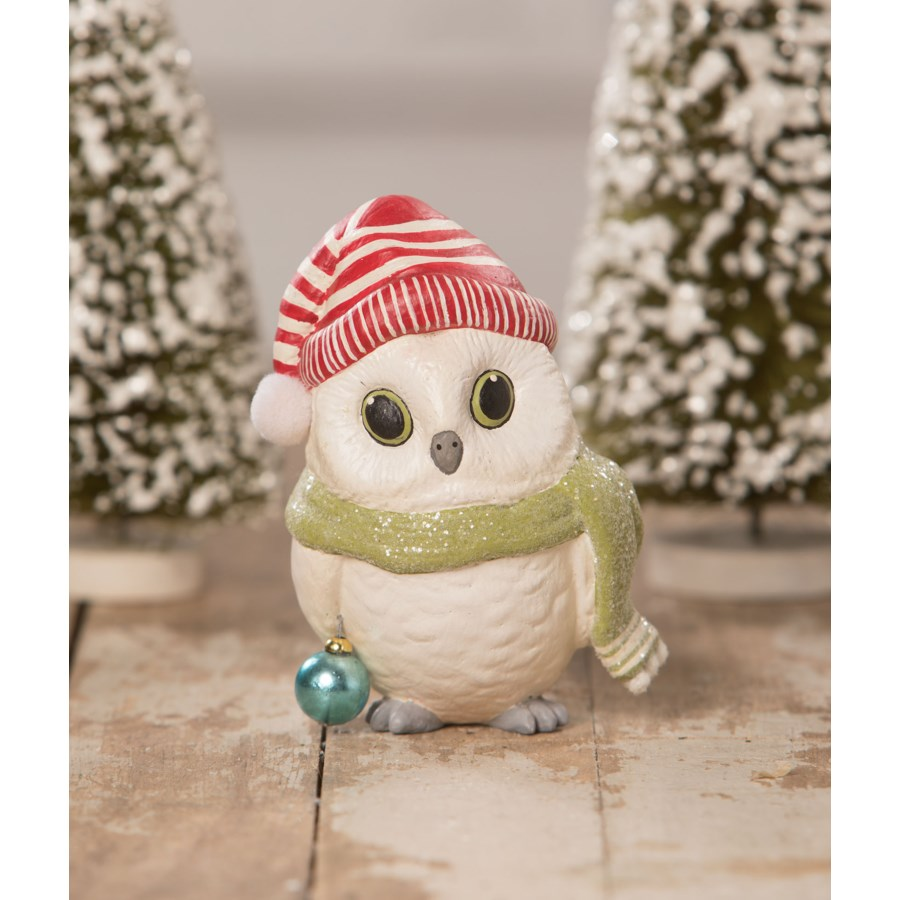 Owl Be Home for Christmas Owl