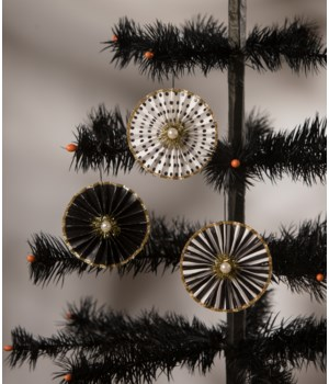All Hallows' Eve Rosettes 3A