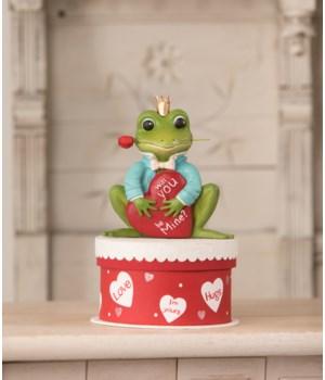 Froggie Love on Box