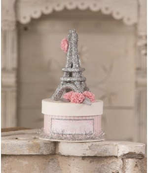 Eiffel Tower Je T'aime Box