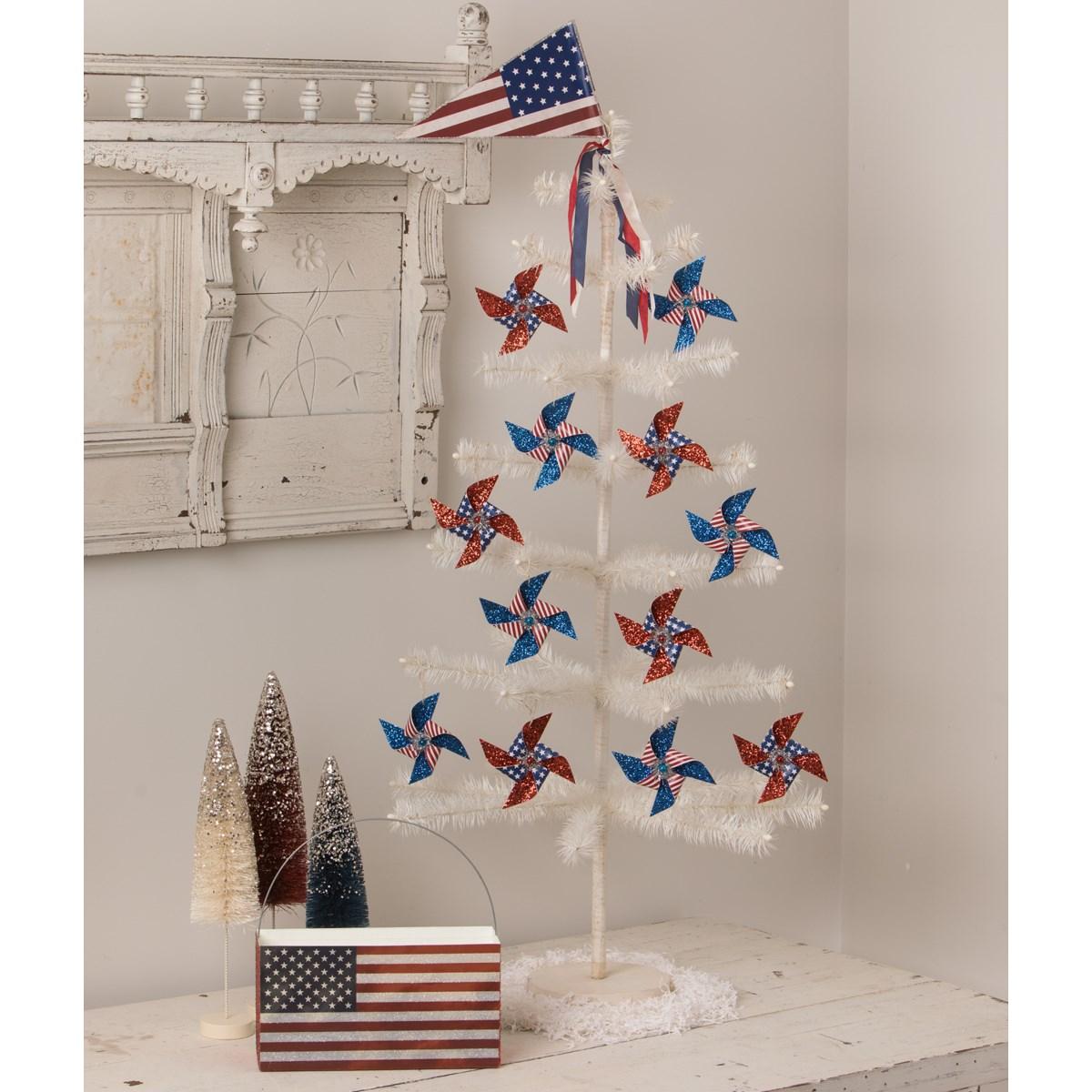 Americana Pennant Flag