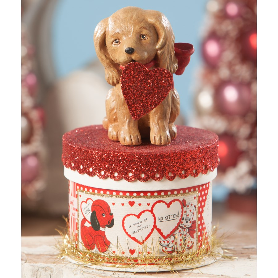 Puppy Love on Box