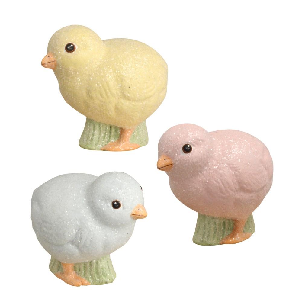 Egg Dye Chicks 3A