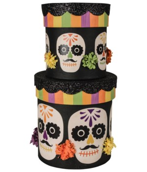 Day of Dead Nesting Box S/2