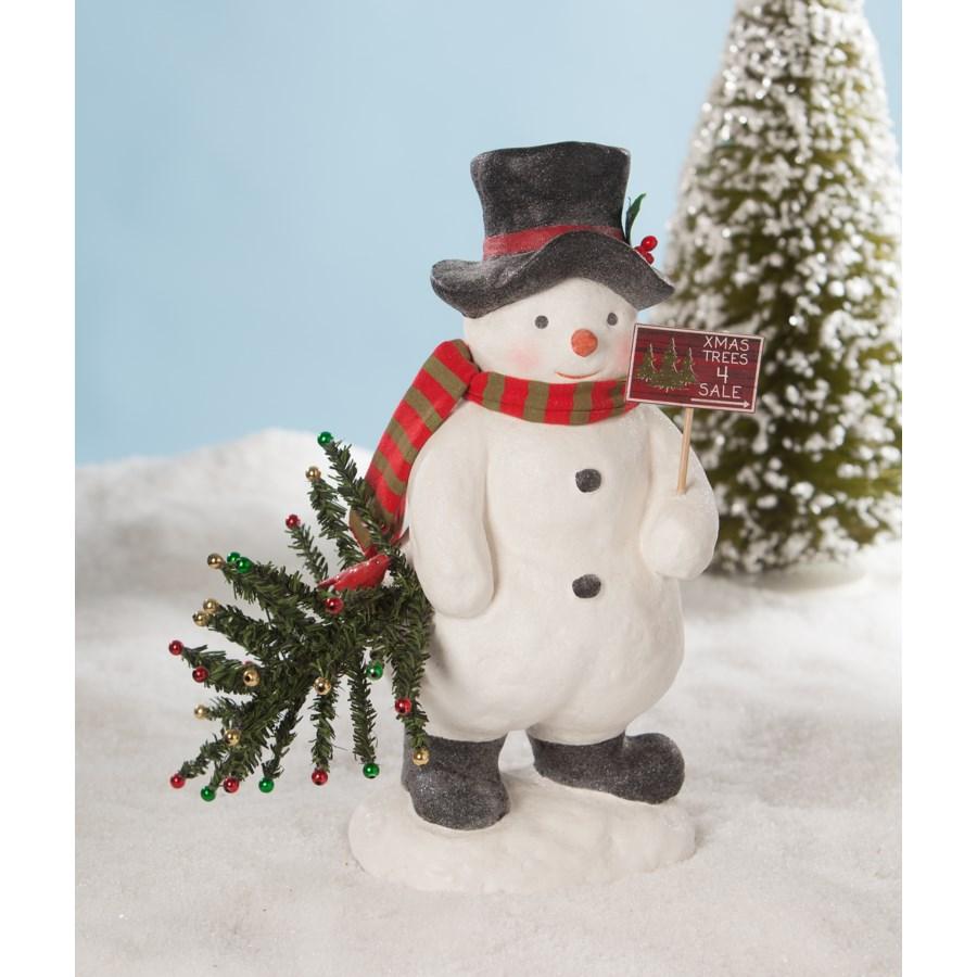 Trees 4 Sale Snowman