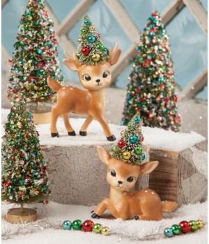 Merry & Bright Reindeer 2/A
