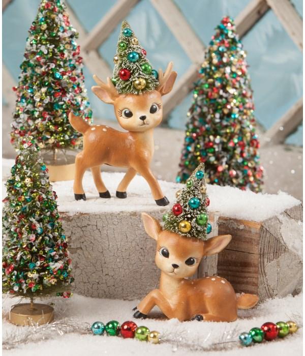 Merry & Bright Reindeer 2A