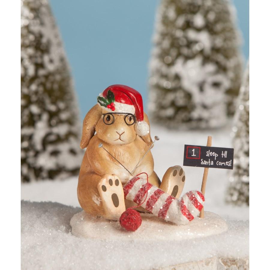 Santa's Stocking Bunny
