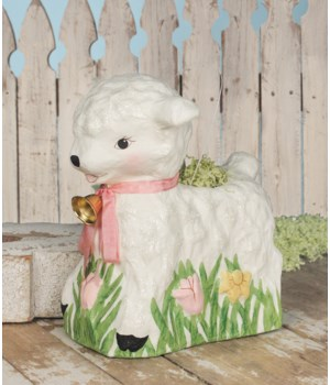 Retro Lamb Bucket Large