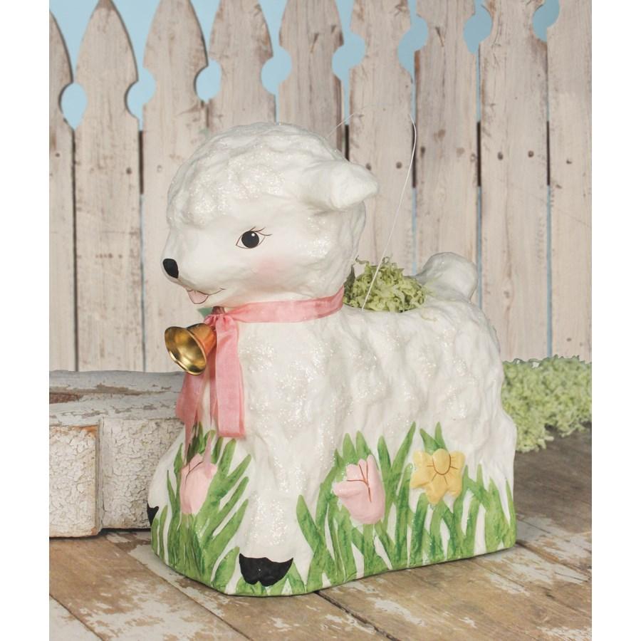 Retro Lamb Bucket Large