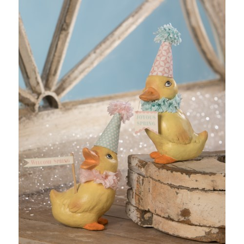 Spring Party Duck 2A