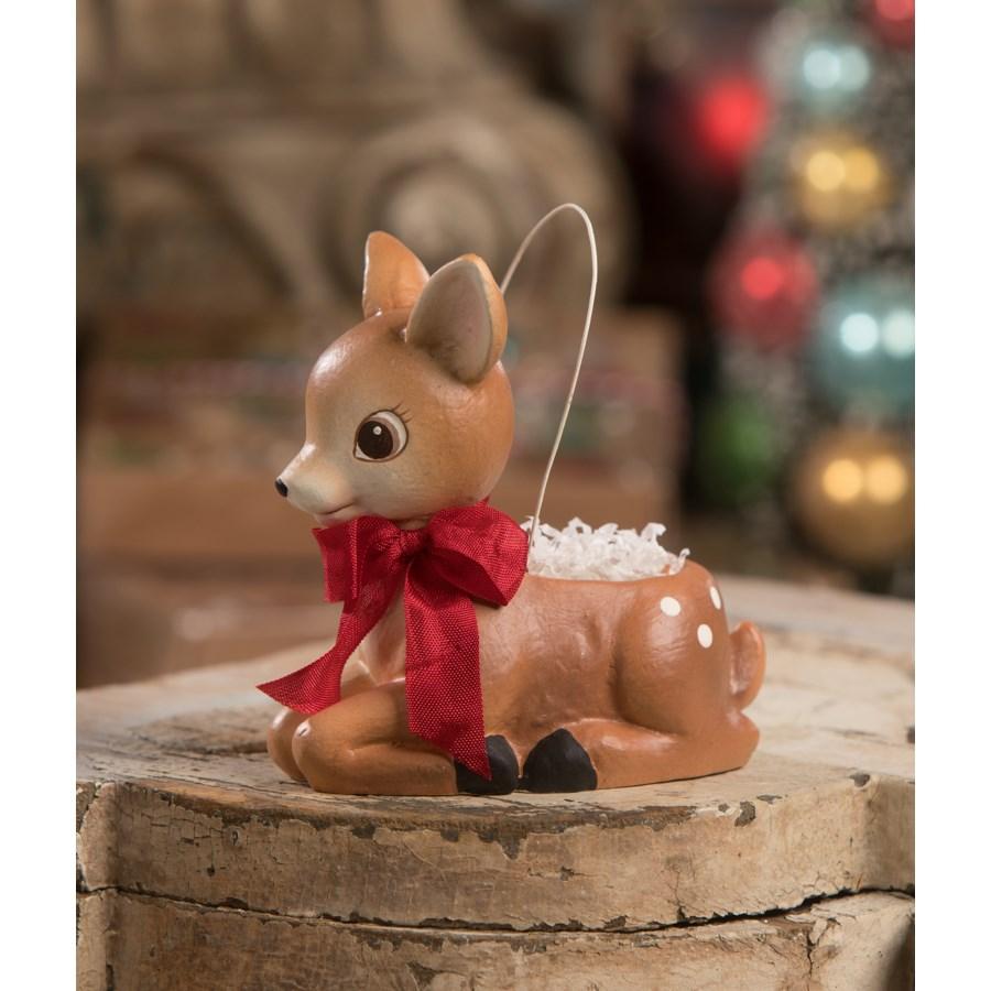 Lil' Reindeer Bucket Traditional