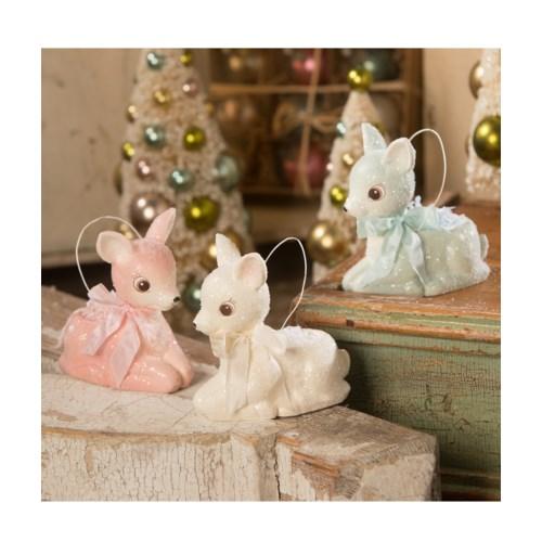 Lil' Reindeer Bucket Pastel 3/A