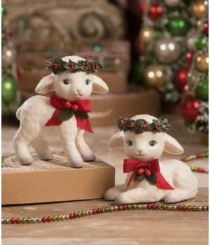 Sweet Christmas Lamb 2A