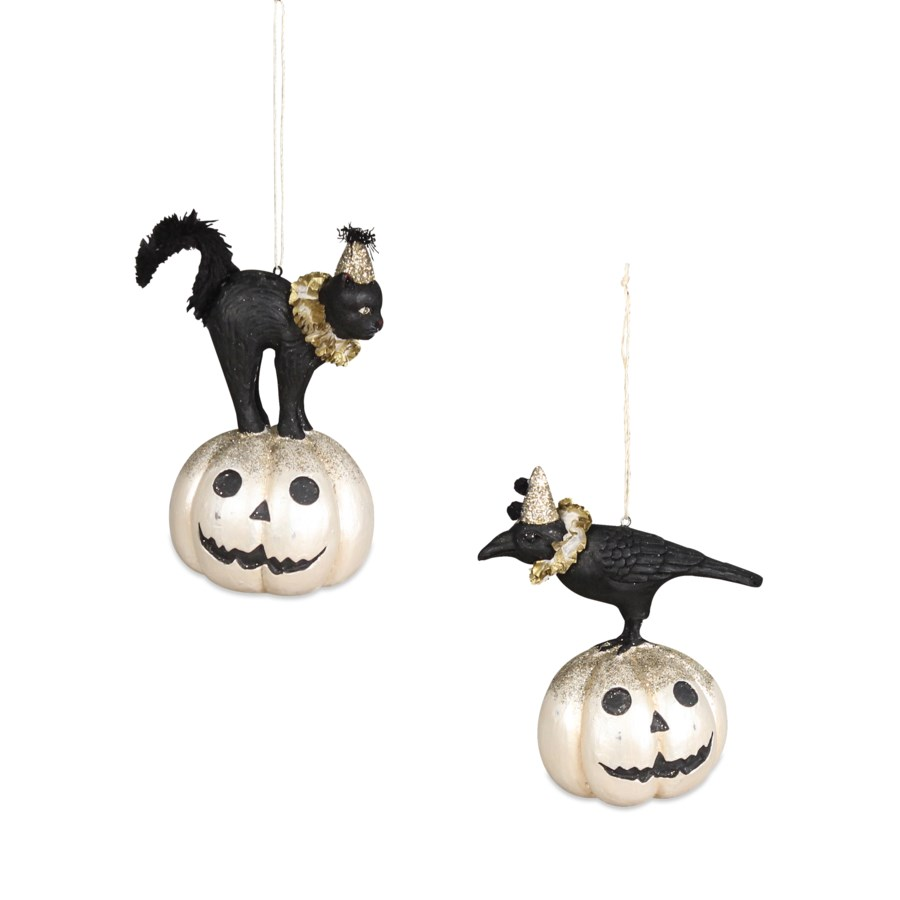 All Hallow's Eve Friends Ornament 2/A