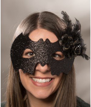Lady Bat's Mask