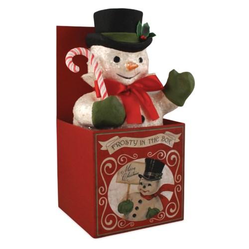 Frosty in Box
