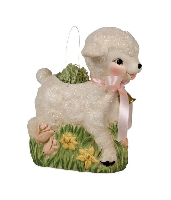 Retro Lamb Bucket