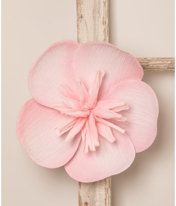 "Paper Flower Pink 10"""