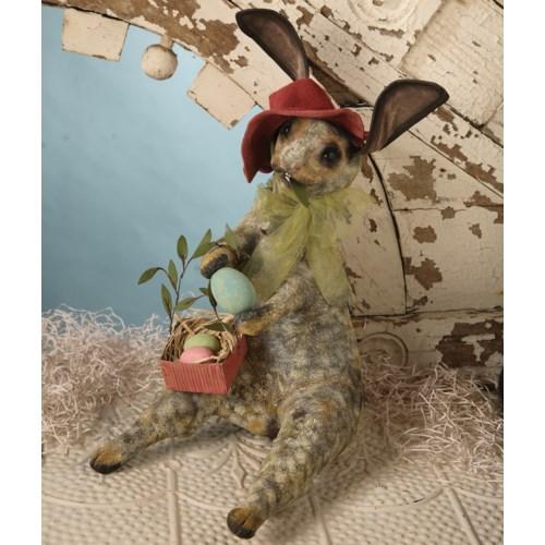 Lu Lu Bunny With Basket