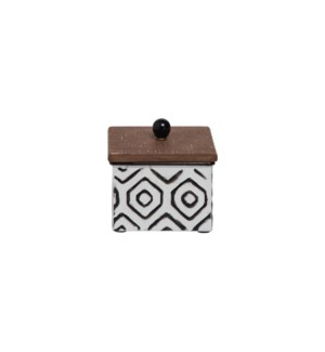 SQUARE GEO CANISTER