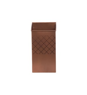 COPPER WALL POCKET SMALL