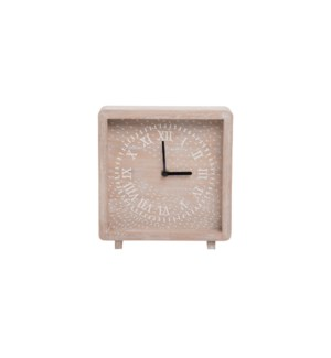MARLOW TABLE CLOCK