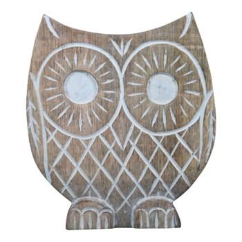 TWYLA OWL FIGURE