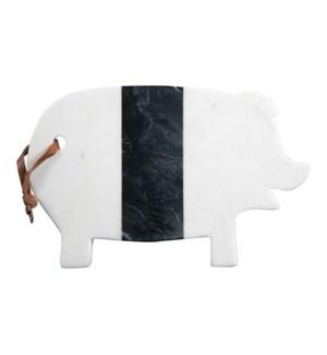 OTIS PIG MARBLE BOARD