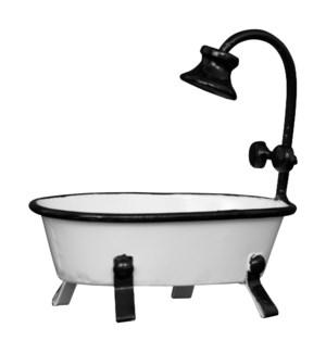 ANTIQUE BATHTUB MINI PLANTER