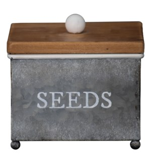 SEEDS CANISTER