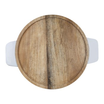 MABEL SERVING TRAY ROUND