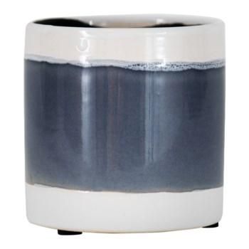 LACEY PLANTER BLUE