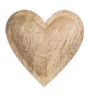HAZEL HEART TRINKET DISH
