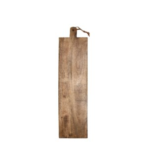 NIKO OVERSIZED WOOD CUTTING BOARD