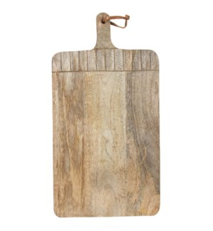 CARVED CUTTING BOARD TALL