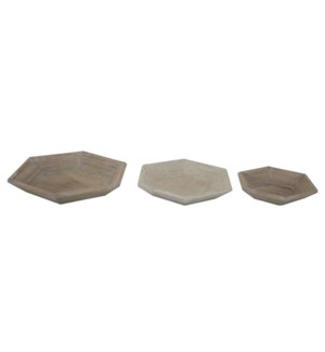 MAXWELL NESTED TRAYS, SET OF 3