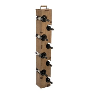8-BOTTLE WINE TOWER