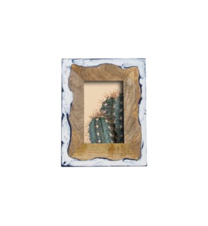 4X6 VARUNA MARBLED PHOTO FRAME