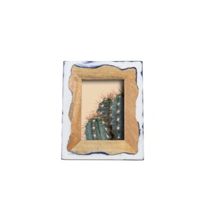 5X7 VARUNA MARBLED PHOTO FRAME
