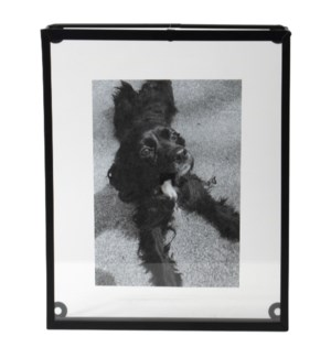 8X10 OVERSIZED FLOATING PHOTO FRAME BLACK