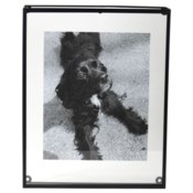 5X7 OVERSIZED FLOATING PHOTO FRAME BLACK
