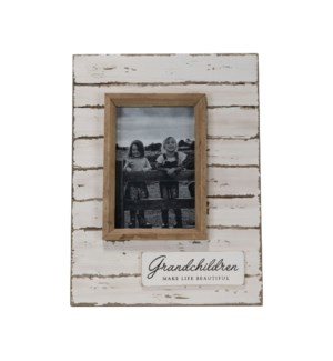 4X6 JOLENE GRANDCHILDREN PHOTO FRAME