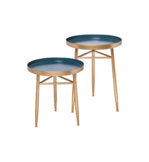CHARLENE NESTING TABLES, SET OF 2