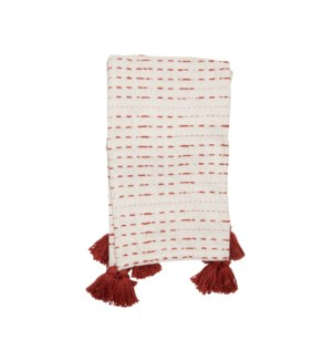 HAND WOVEN RAVI THROW