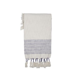 HAND WOVEN LEILA THROW