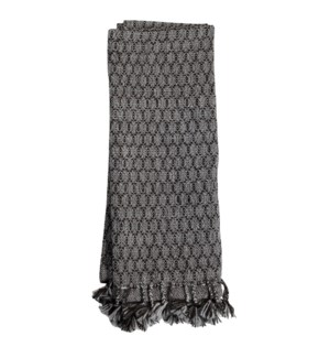 HAND WOVEN EZRA THROW