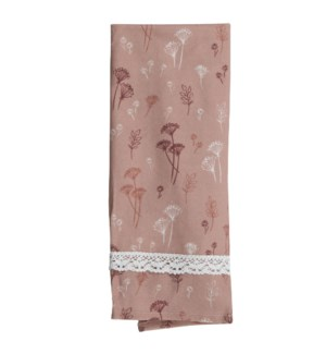 FIELD FLORALS TEA TOWEL