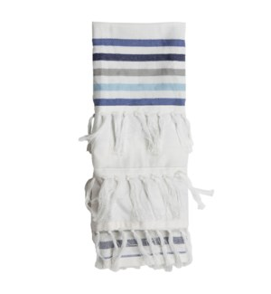 LIZ TEA TOWEL BLUE