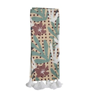 MILLIE FLORAL TEA TOWEL